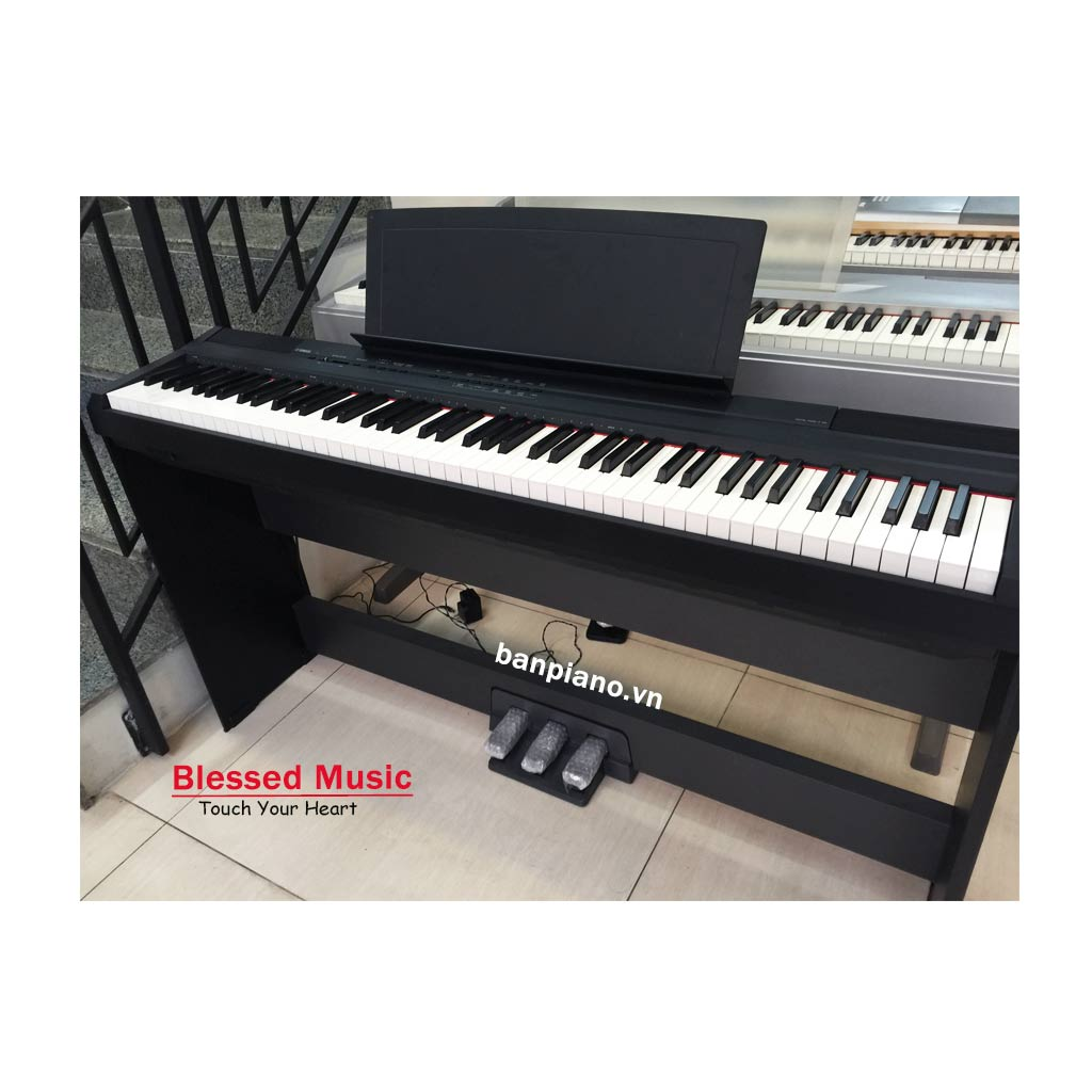 gi i thi u piano i n yamaha p 105 b n piano. Black Bedroom Furniture Sets. Home Design Ideas