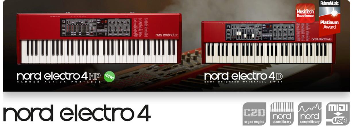 nord electro 4d