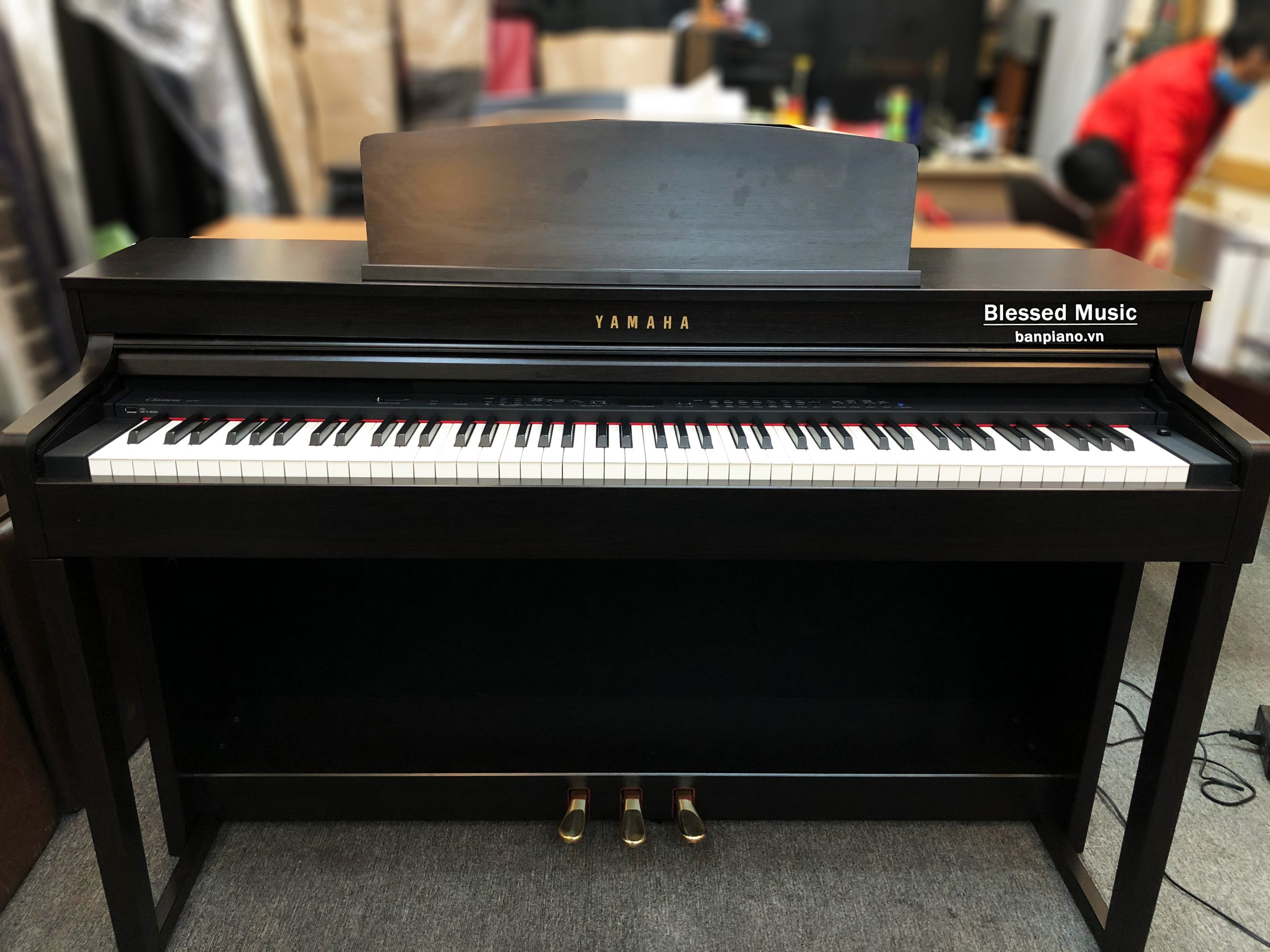 piano yamaha clp 470