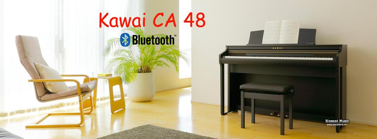 đàn piano kawai ca 48