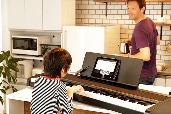Piano Korg B2
